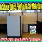 Refurbished Cubicle Office Partitions