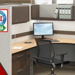 Affordable OFfice Cubicles For Sale In Katy, Texas