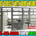 Glass Office Cubicles With Doors On Sale Now. Cubicles For Sale Near Me! Galveston, Texas