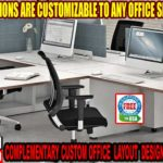 Used Cubicle Partitions Store Near Me -Serving, Galveston, San Antoniw, Corpus Christi, Baytown & Fort Worth Texas