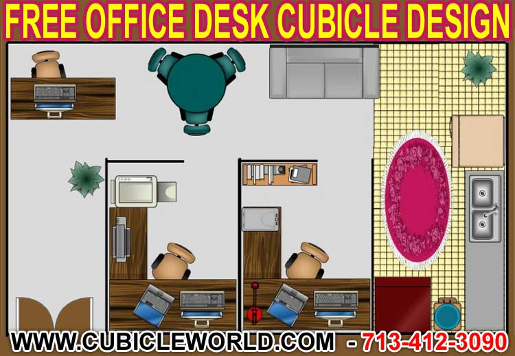 Free cubicle layout design services let us maximize your for Design your office online