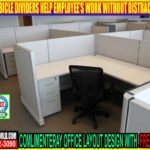 Cubicle Dividers For Sale