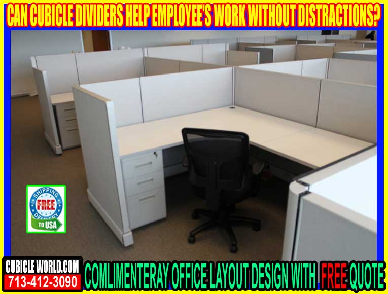 New, Used & Refurbished Cubicle Dividers For Sale In Houston, Tx.