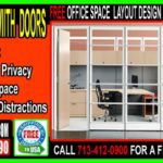Office Cubicles With Doors For Sale In Houston, Texas
