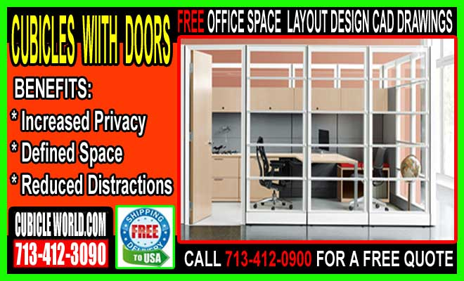 Office Cubicle Doors
