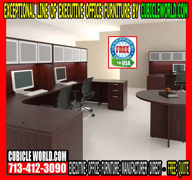 Used executive office furniture On Sale Now! Free Office Furniture Consultation & USA FREE SHIPPING