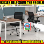 Modern Office Cubicles - FREE USA SHIPPING
