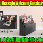 Modern Receptionist Desks On Sale Now!