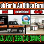 Online Office Furniture Store - FREE Office Layout Design CAD Drawing With Every Quote.