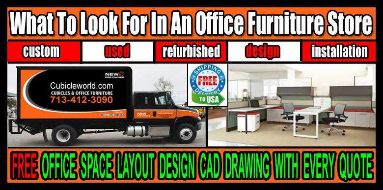 Online Office Furniture Store Located In Houston Texas