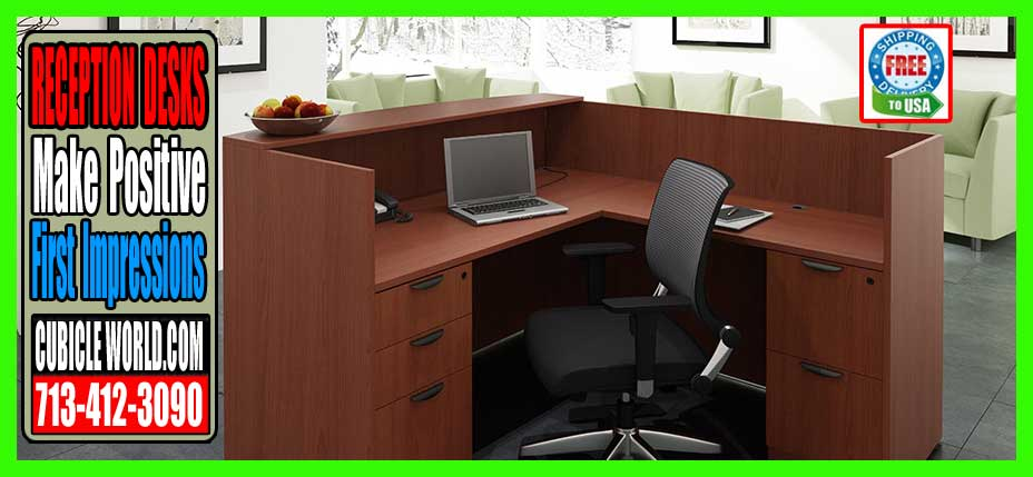5 tips to selecting buying quality reception desks