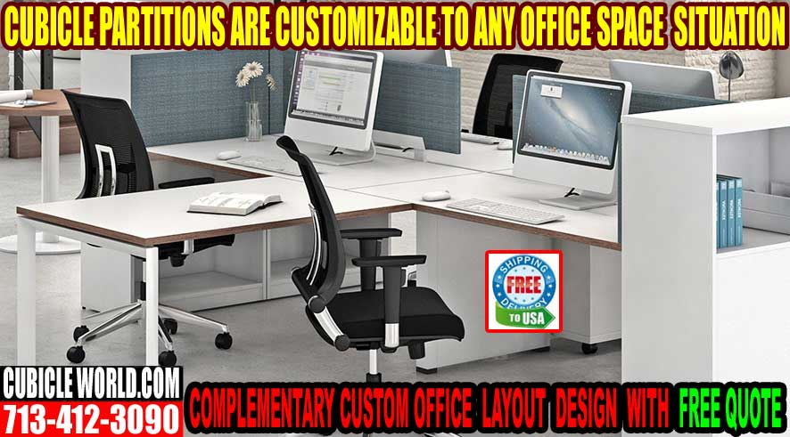 Used Cubicle Partitions Store Near Me - Baytown Texas