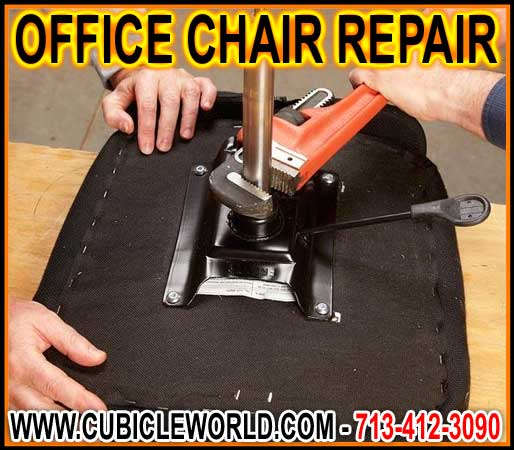 Office Chair Repair Shop Serving Southwest Texas