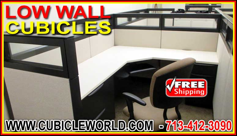 Discount Low Wall Office Cubicles For Sale Direct From The Factory Saves You Money Today