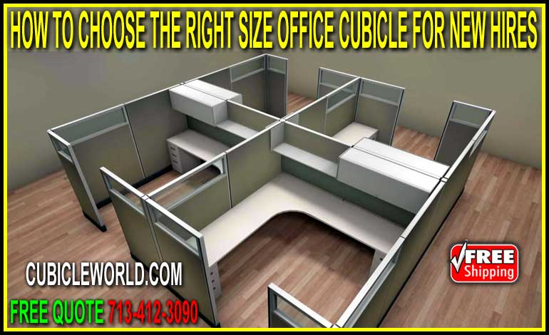 Refurbished Office Cubicle Look As Good A New! Free Space Planning CAD Drawing & Complimentary Quote