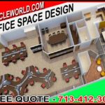 FREE Office Space Design CAD Drawing FREE With Every Quote!