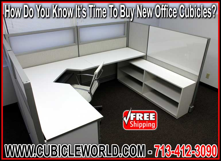 Discount New Office Cubicle Sales Direct From The Factory With FREE Shipping