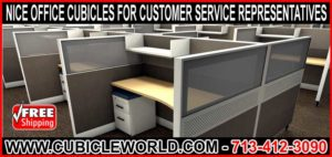 Discount Nice Office Cubicles For Sale Manufacturer Direct With FREE Shipping - Houston, Dallas, San Antonio, Corpus Christi, Baytown, Conroe and The Woodlands Texas