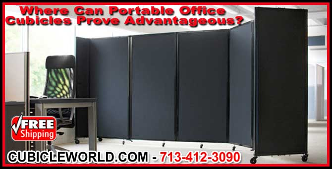 Discount Portable Office Cubicles  For Sale Manufacturer Direct Low Pricing And FREE Shipping