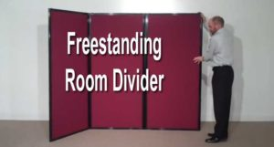 Discount Portable Folding Freestanding Room Dividers For Sale Factory Direct Prices & FREE Shipping Means Lowest Price Guaranteed!
