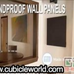 acoustic wall panels decorative soundproof DIY sound proof For Sale