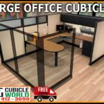 Modern Office Furniture Cubicle New and Partitions Modern For Sale