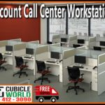 Discount Call Center Workstation Office Cubicle Layout Call Today For Free quote Guarantee FREE Shipping