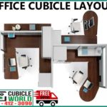 Office Cubicle Layout Office Cubicle Partition Call Today For Free Quote and Shipping