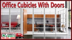 Discount Office Cubicles With Doors For Sale Manufacturer Direct Means Lowest Price Guaranteed - FREE Shipping