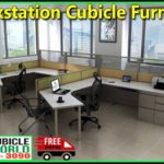 Workstation Cubicle Furniture Office Space Layout and Partition Call Today For Free Quote guarantee Free Shipping