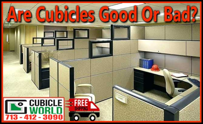 Are Cubicles Good or Bad for Office Productivity?