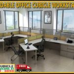 Discount Office Cubicle Workstations For Sale Factory Direct With FREE Shipping