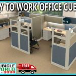 Discount Work Office Cubicles For Sale Factory Direct Pricing and FREE Shipping Made in USA
