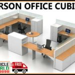 4 Person Office Cubicles With FREE Shipping
