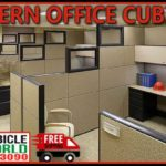 Modern Office Cubicle Sales