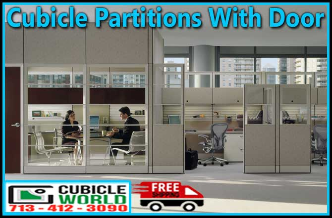 Cubicle Partitions With Door Sales