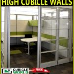 High Cubicle Wall Sales