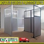 Movable Cubicle Partition Wall Sales